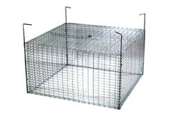 Demontierbarer Käfig für Kükenhaltung/5044